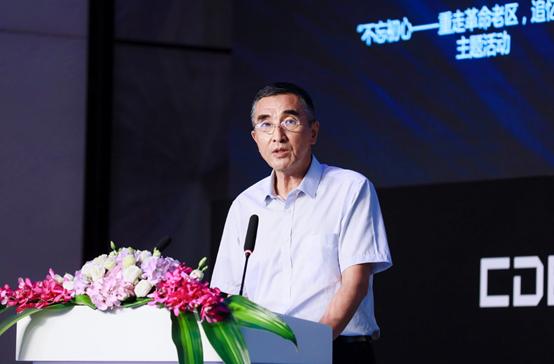 中国音像与数字出版协会第一副理事长 中国音数协游戏工委主任委员张毅君