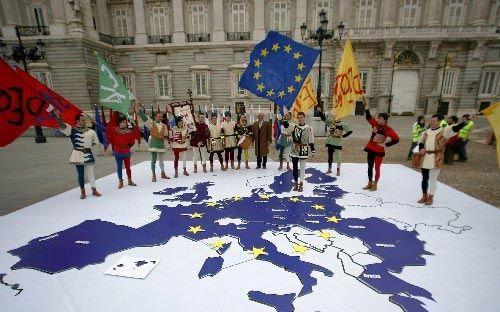 """""""欧盟拒绝意大利财政框架 称意大利须遵守规则"""