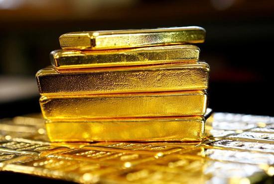 投资者疯狂扫货 基金的黄金多头头寸创下纪录