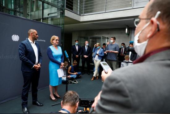 德国议员要求就Wirecard欺诈问题作出回应