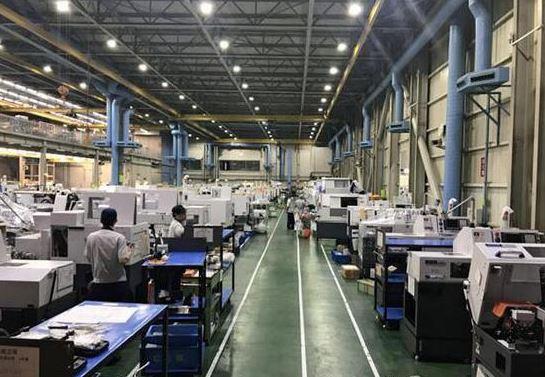 日本机床4月对华出口订单减少26%