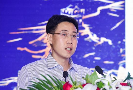 中国工商银行网络金融部专家赵猛