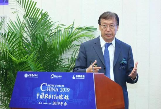北京大学光华管理学院杰出管理实践教授 李克平