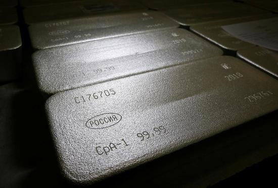 外盘头条:散户打响白银逼空战 银价飙升至八年高位