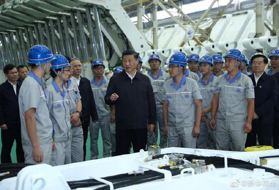 【推荐】上海日结兼职怎么找_习近平在郑州考察制造业企业发展和黄河生态保护