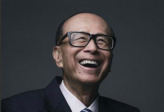首富李嘉诚的退休生涯