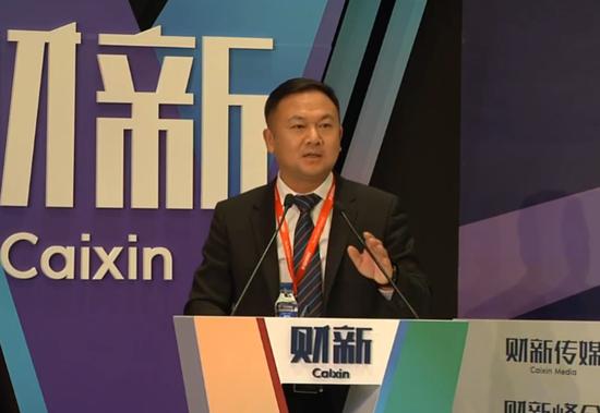 内蒙古伊利实业集团股份有限公司副总裁张轶鹏