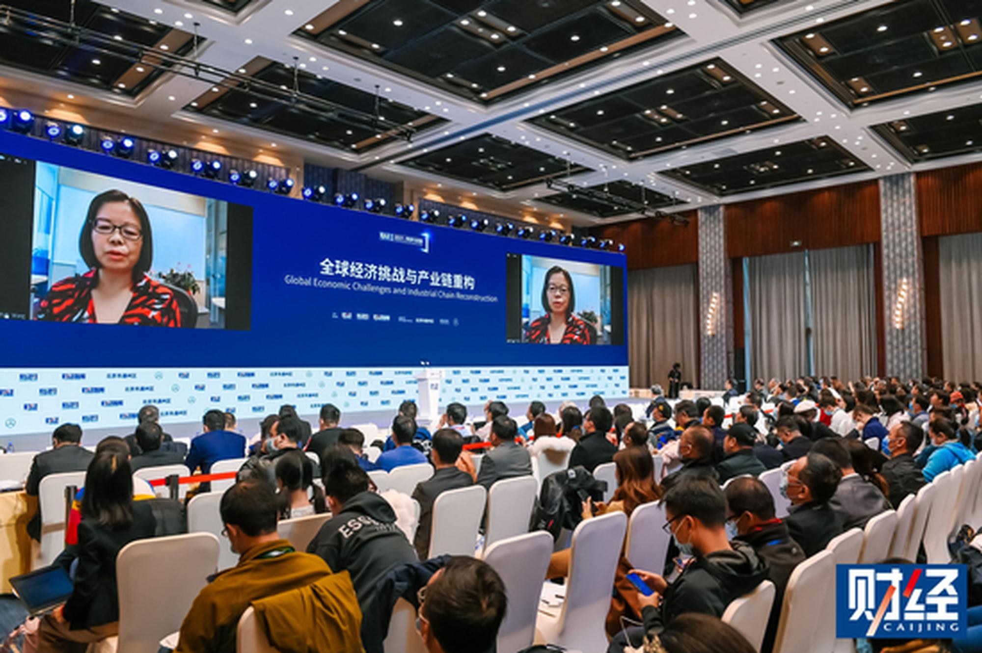瑞银亚洲经济研究主管汪涛:预计2021年中国经济增长8.2%