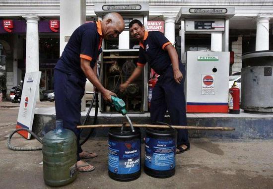 油价攀升将拖累印度经济增长