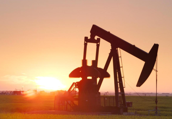 原油期货周一收高 美油布油均涨逾3.6%