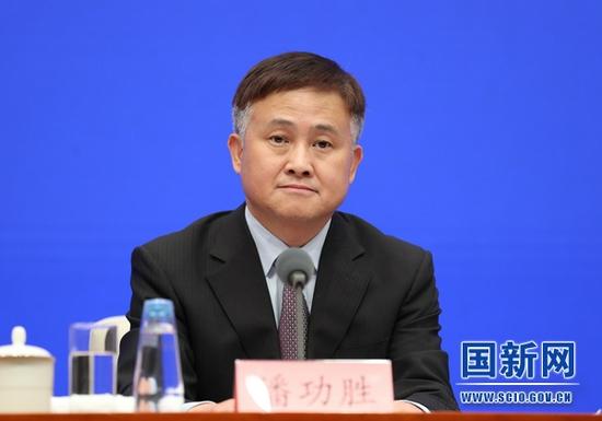 央行副行长潘功胜:我国货币政策空间是比较大的