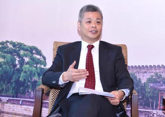 摩根大通林树文:贸易融资重现升势