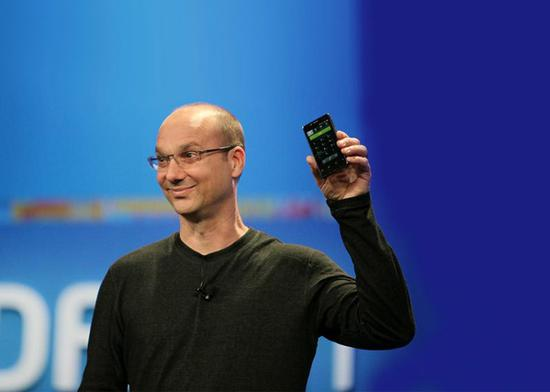 """""""安卓之父""""安迪-鲁宾和他的Essential Phone"""