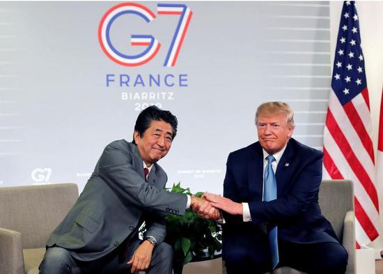 日本前驻美大使:日美贸易协定是美国大赢日本小赢_网赚小游戏