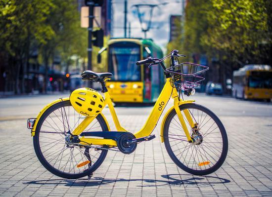 美媒:中国共享单车巨头ofo拟关闭美国大部分业务