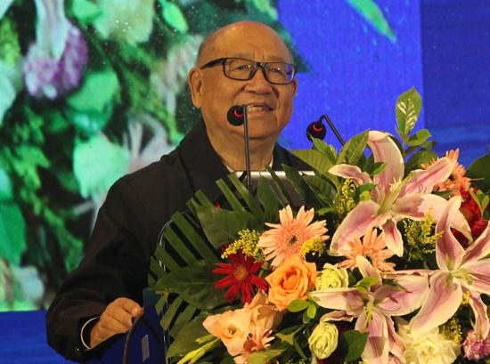 中国工程院院士、南京农业大学作物遗传育种学教授 盖钧镒