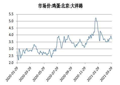 华安期货:存栏周期底部 蛋价或蓄势待发
