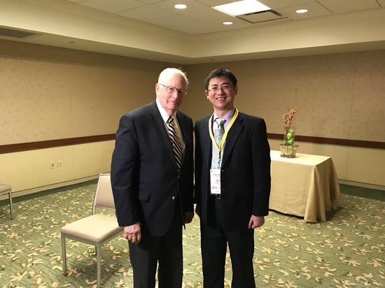 专访前美国驻华大使芮效俭:通过多边机制来解决中美贸易纠纷