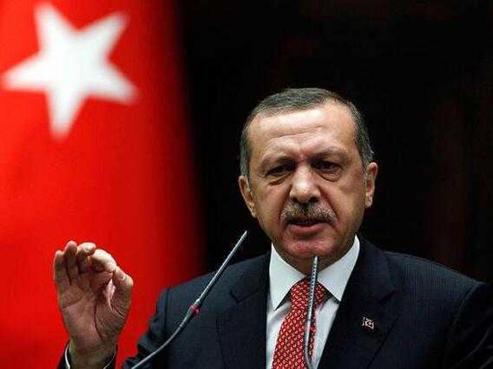 里拉延续跌势 埃尔多安称土耳其身处一场