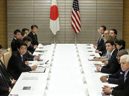 美媒称特朗普暗示下一个贸易谈判对象或为日本