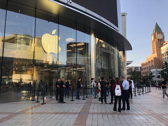 iPhone成为奢侈品?