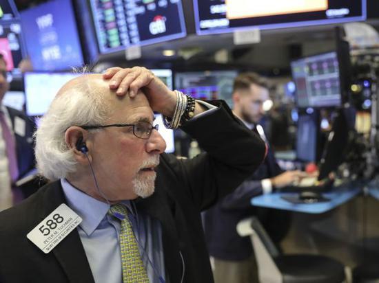 美股开盘小幅下跌 拼多多股价在开盘之后直线下跌