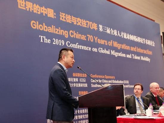 梁建章谈中美科技竞赛:中国要人口 美国要开放