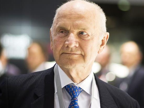 大众汽车集团前董事长费迪南德-皮耶希去世