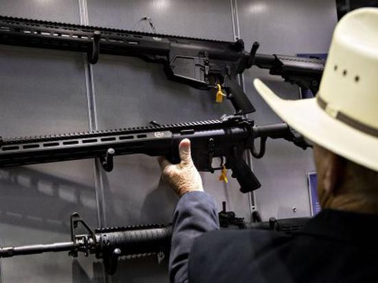 美枪械巨头柯尔特宣布暂停为民用市场生产军用步枪