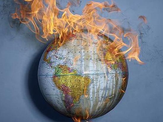 美国民众涌上街头大罢工 呼吁政府关注全球气候变化