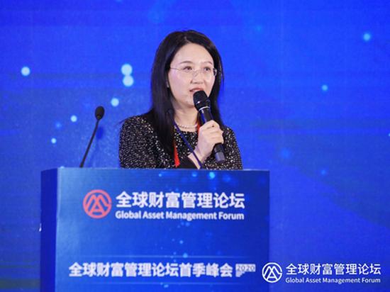 先锋领航中国区总经理赵曌出席全球财富管理论坛