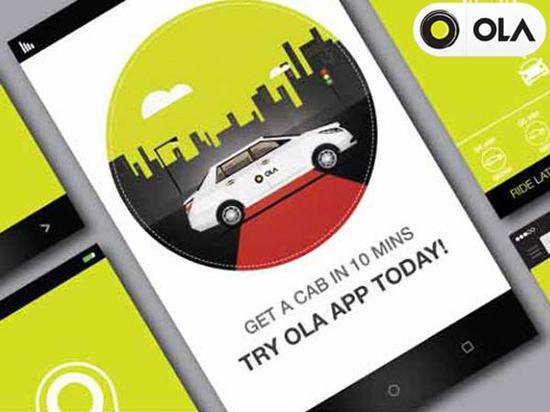 软银投资的印度打车应用Ola正式在伦敦推出服务