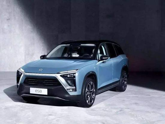 蔚来汽车连创新高市值逼近吉利 能否成为中国特斯拉?