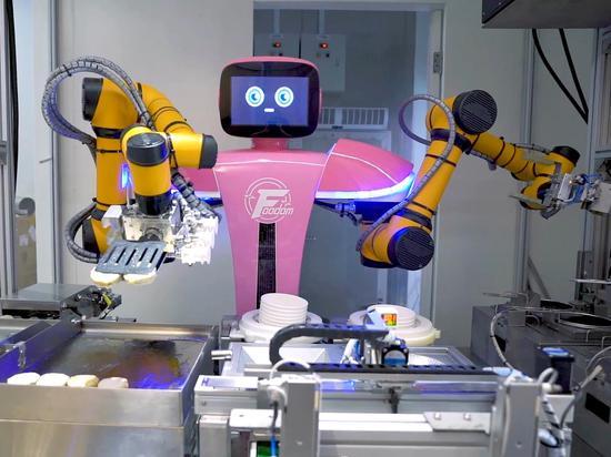 碧桂园:全国首个机器人餐饮村落户陕西省铜川市耀州区