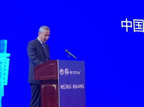 中国信通院史德年:深化5G融合应用 助力经济高质量发展