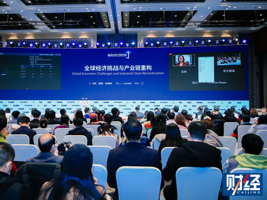 瑞银亚洲经济研究主管汪涛:未来一段时间产业链重构是双向的
