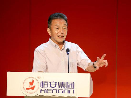 恒安集团总裁许连捷获抗疫民营经济先进个人表彰