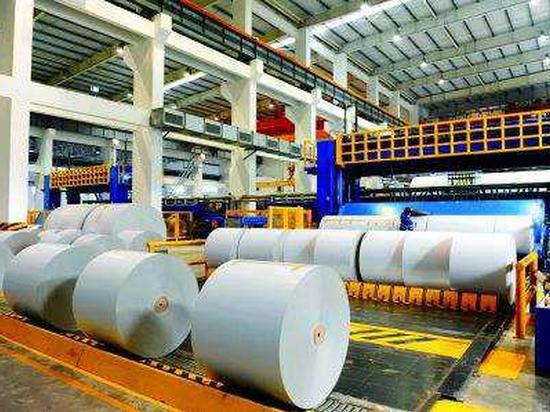 大公國際:紙價觸底上調 造紙行業信用水平保持穩定