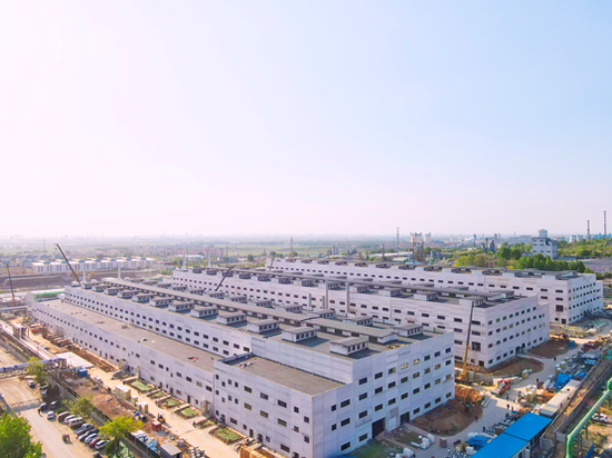 蓝帆速度!蓝帆医疗75亿支健康防护手套项目正式投产