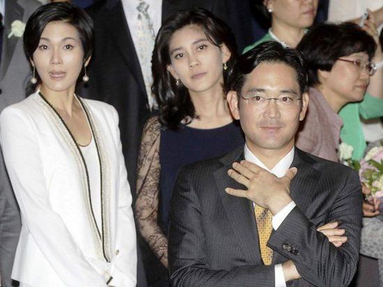 三星家族包揽韩股市富豪前四 李在镕以15.6万亿韩元居首