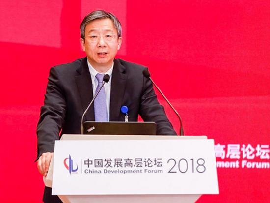 中财办副主任、中国人民银行行长易纲