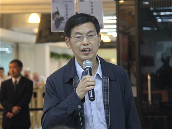 中国企业联合会副理事长李建明
