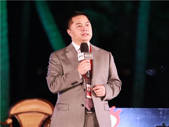 华夏幸福基业股份有限公司执行总裁张书峰