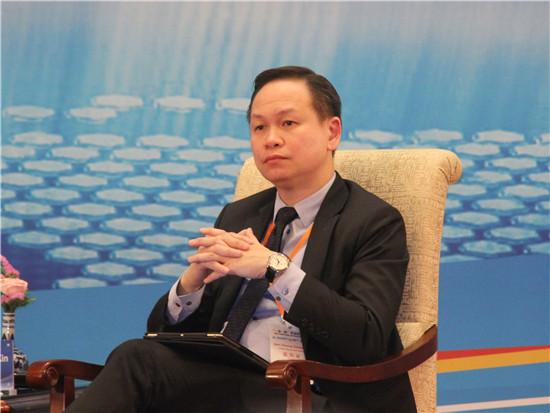 新加坡大华银行区域业务兼外国直接投资部董事总经理张志坚