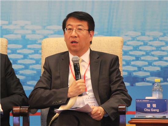 中国国际金融股份有限公司首席运营官楚钢
