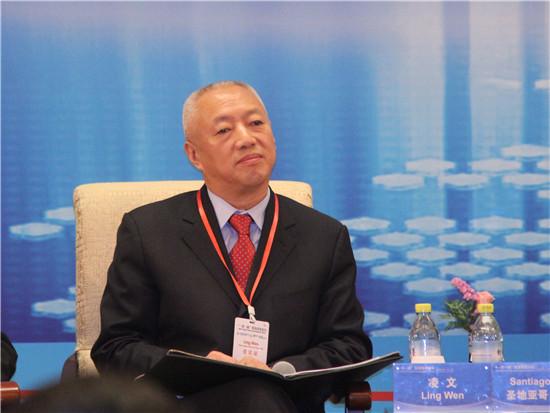 国家能源投资集团有限责任公司总经理凌文