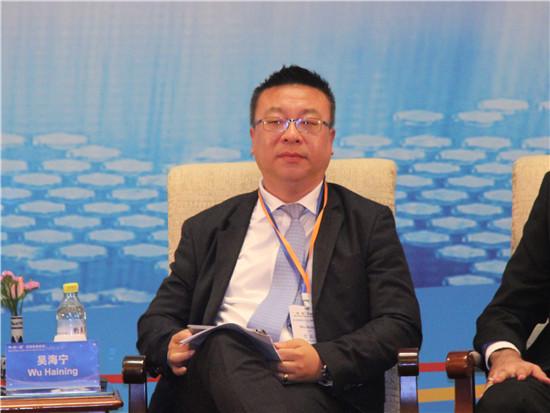 思爱普有限公司全球化研发服务部大中国区负责人吴海宁