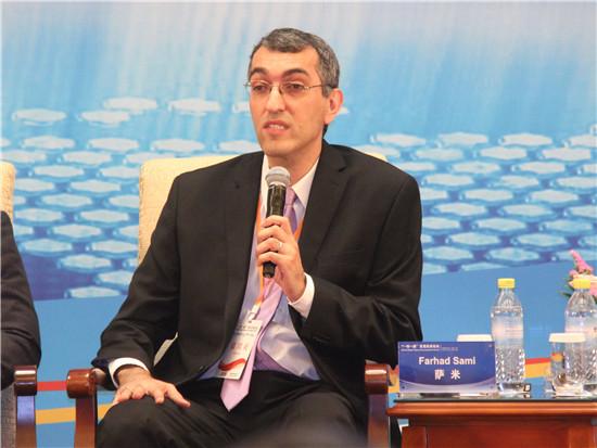 阿里巴巴集团全球化业务战略规划部资深总监萨米