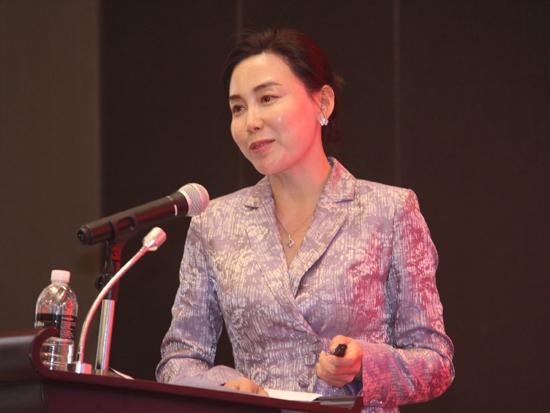 五洲天宇智慧社区研究院院长聂元珍
