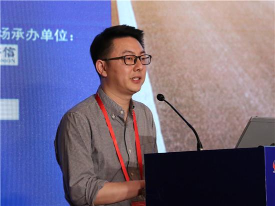 中腾信金融信息服务(上海)有限公司CMO周扬